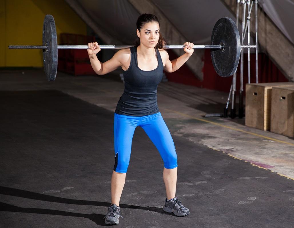 Kniebeugen - Standard beim CrossFit