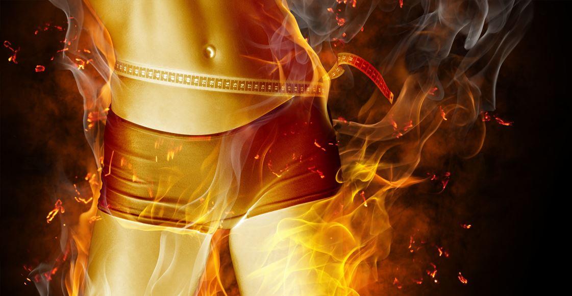Körperfett verbrennen
