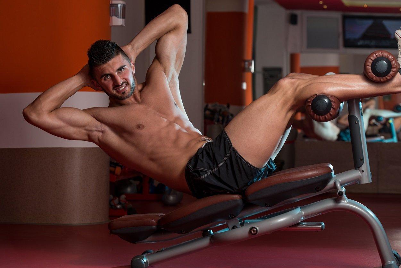 Situps für das Warm Up bei CrossFit
