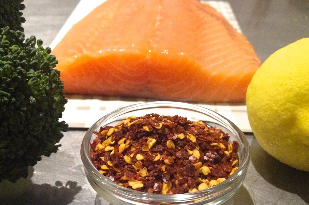 Zutaten für leckere Fischgerichte
