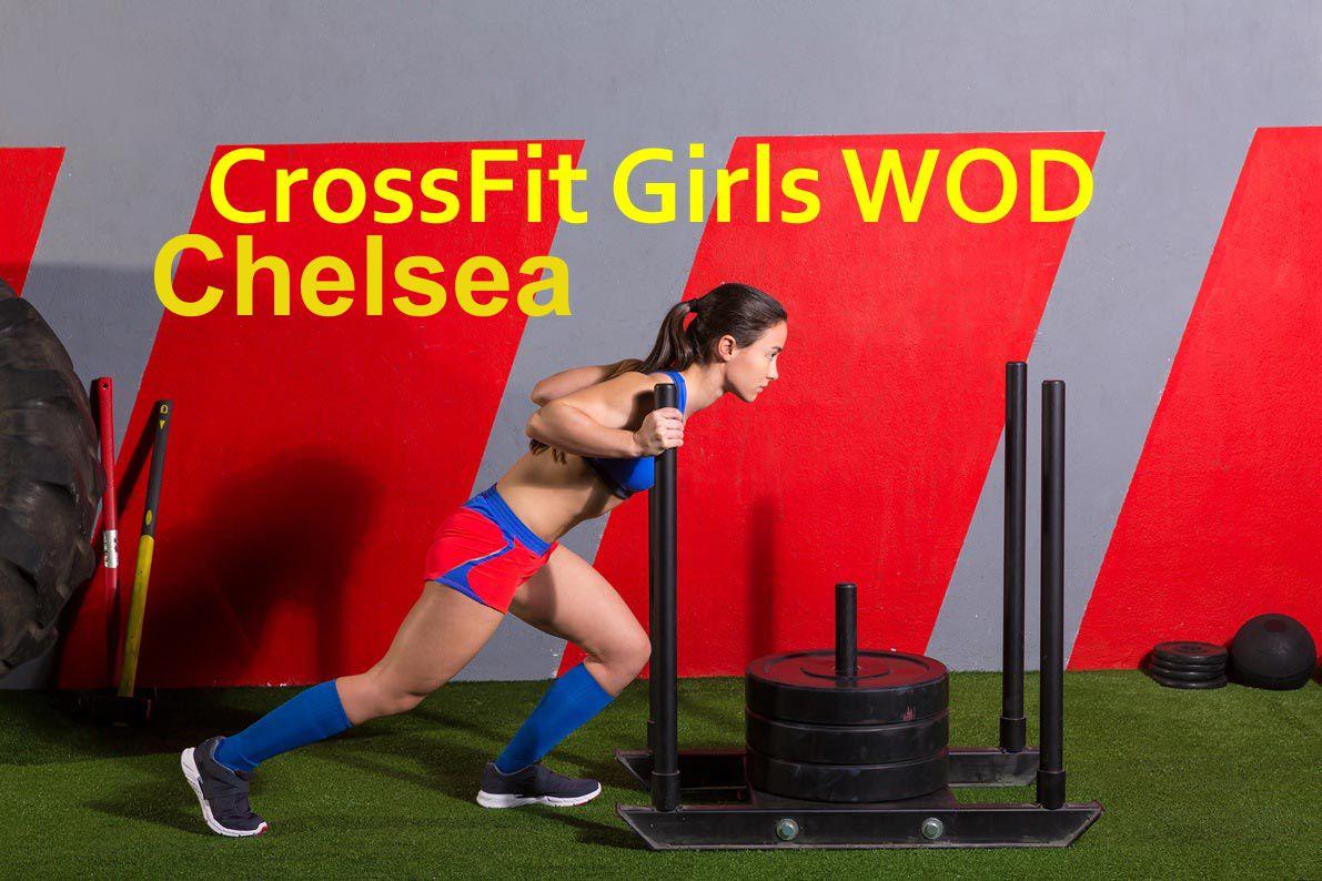Girls CrossFit WOD Chelsea