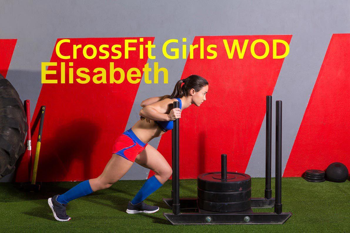 CrossFit Girls WOD Elisabeth